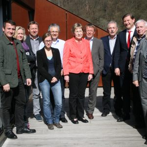 Die SPD.Mitglieder des Bergischen Rates.
