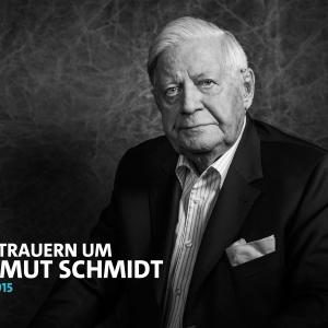 Helmut Schmidt 1918 - 2015