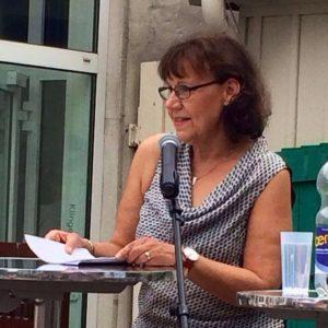 Lesung während des Familienfestes der Remscheider SPD am 14.08.2016 auf dem Areal des Deutschen Werkzeugmuseums.