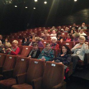 """Gut besucht. Der 3. Kino-Abend im WTT zum Film """"Suffragette"""" am 13"""