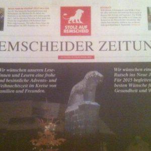 Remscheider Zeitung.