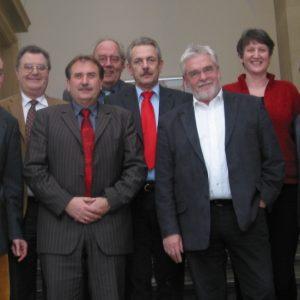 Spitzenpolitiker der SPD im Bergischen Land