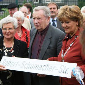 Robert Schumacher Straße