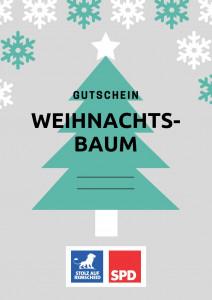 Weihnachtsbaum-Verkauf 2018