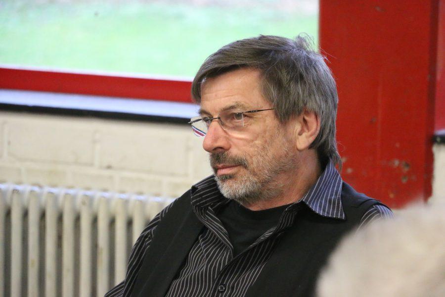 Volker Beckmann im März 2017.